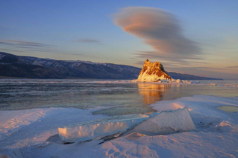 Фототуры с Владимиром Рябковым, Байкал. Вечерняя Еленкаphoto preview
