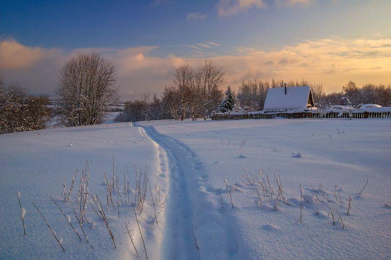 Ода уходящей зимушке...photo preview