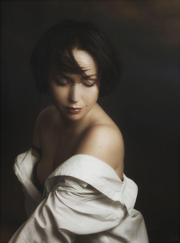 fine art , постановочная фотография ,жанровый портрет photo preview