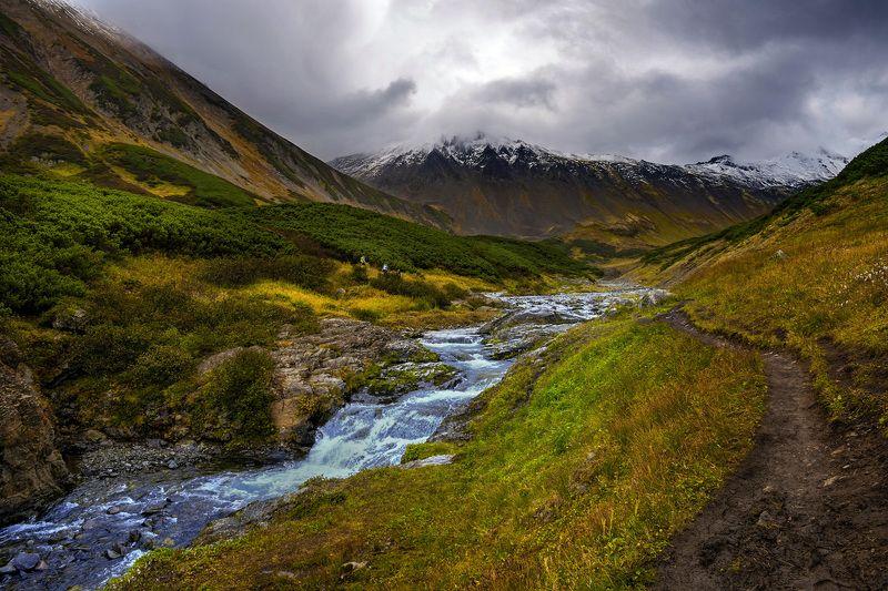 осень, погода, камчатка Тропами Камчаткиphoto preview