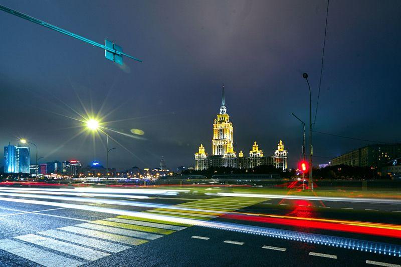 Московская Ночь….photo preview
