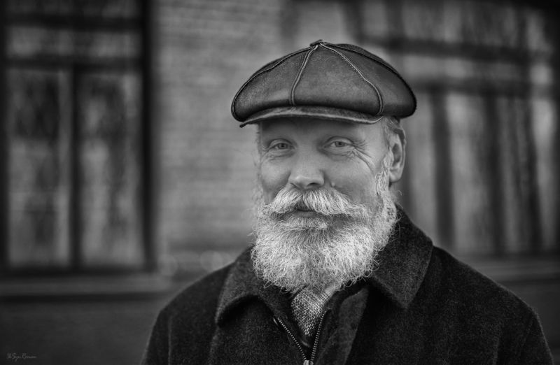 мужчина,жанр,улица,портрет В лицах ...photo preview