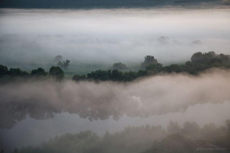 Туман над рекой Донphoto preview