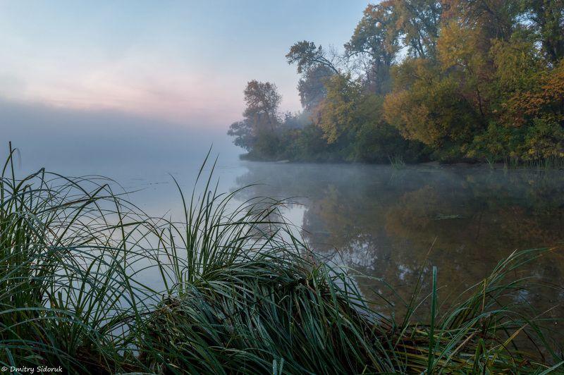 Осень на Днепреphoto preview