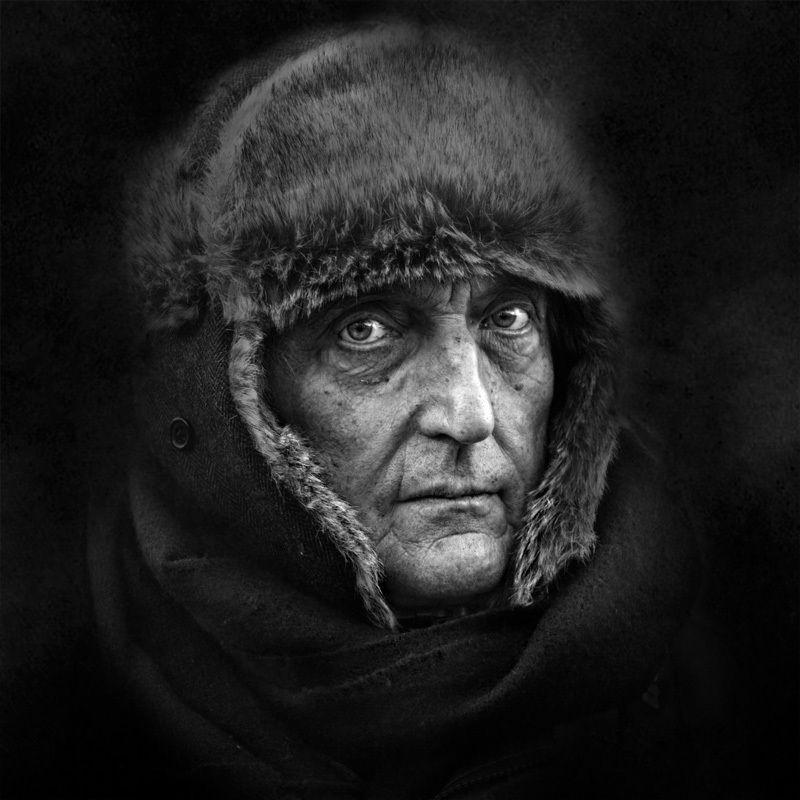 портрет, юрий_калинин, лица, черно_белое, юрец, уличная_фотография, люди портрет итальянца в Россииphoto preview
