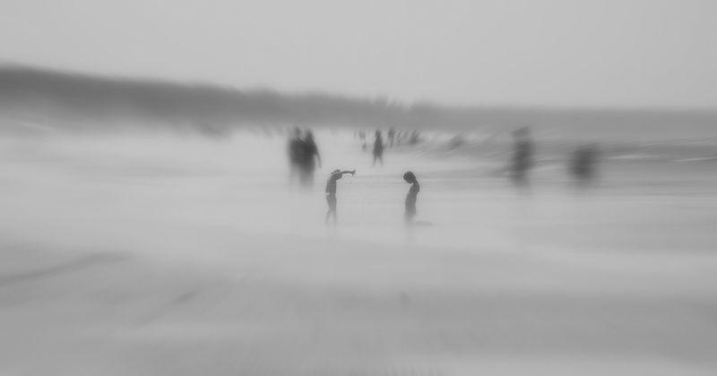 В тумане всё... (2)photo preview