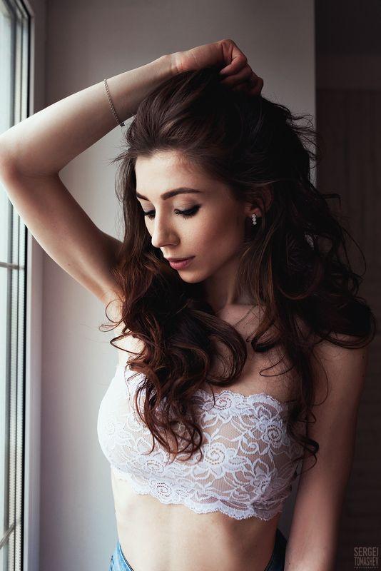 девушка, портрет Светаphoto preview