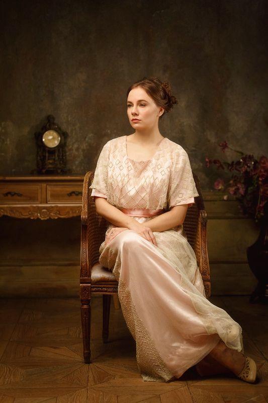 портрет, девушка, актриса Янаphoto preview