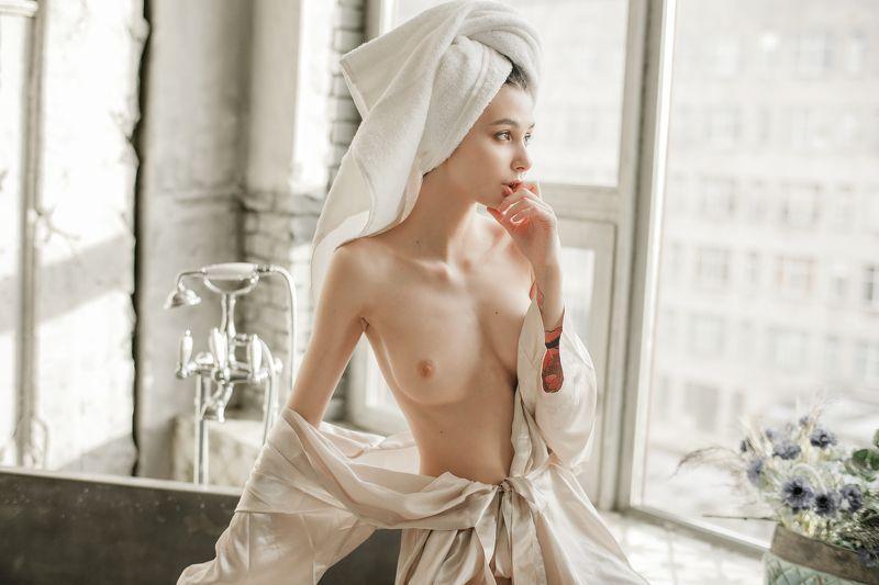 ню, nude, портрет, 50mm Vladaphoto preview