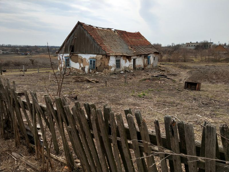 дом,пейзаж,старый,заброшенный,old,архитектура, O L Dphoto preview