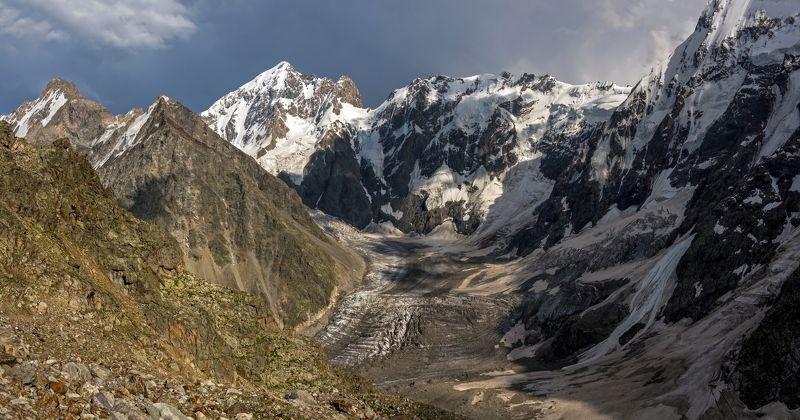 горы, альпинизм, восхождение, кавказ грозой омылись снежные вершины...photo preview