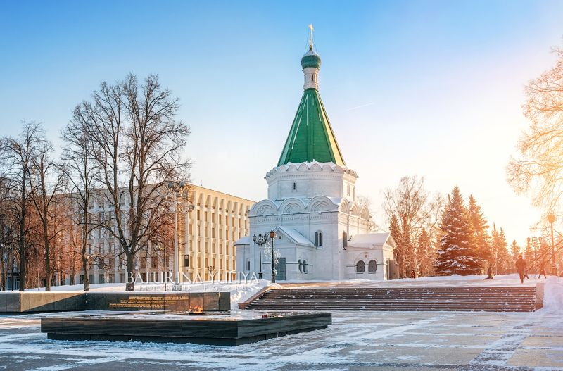 нижний новгород, архангельский собор Архангельский собор Нижегородского Кремляphoto preview