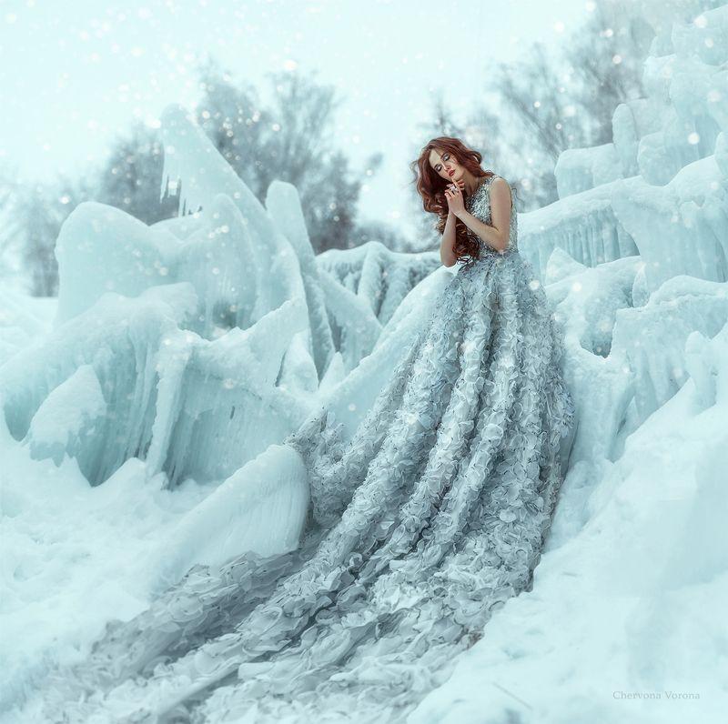 зима, сказка, файнарт Зимаphoto preview