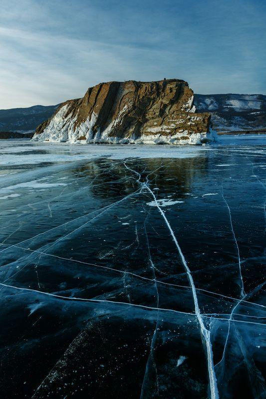 Лёд Байкалаphoto preview