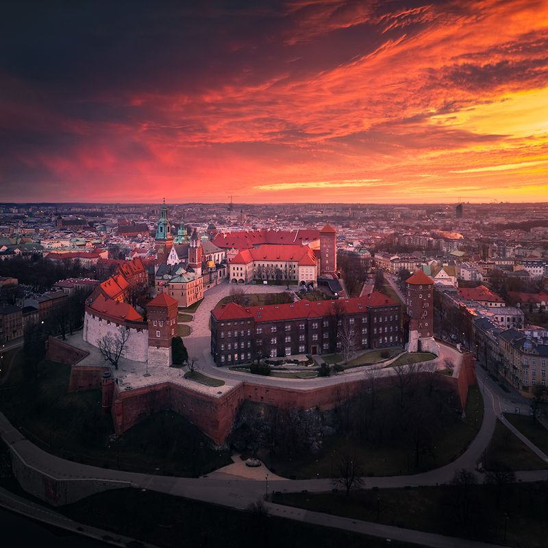 Krakow in the Morningphoto preview