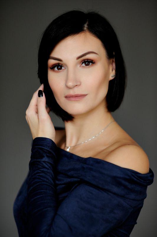 девушка,портрет,студия Анастасияphoto preview