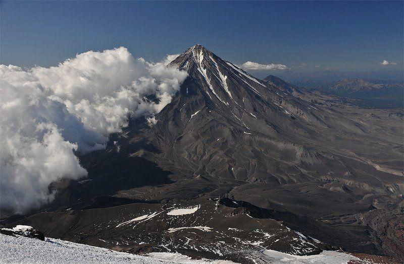 камчатка, вулкан, корякский Наступлениеphoto preview