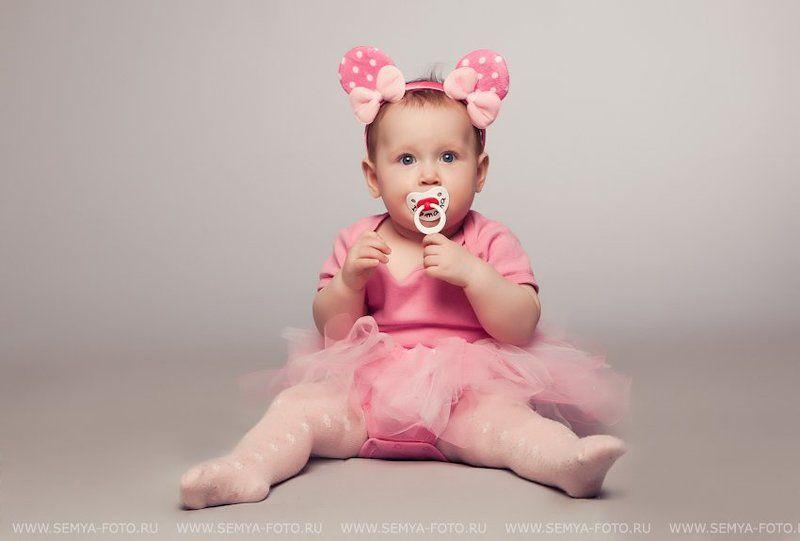 фотосессия малышей, фотосъемка детей, детский и семейный фотограф, детский фотограф москва, мария мазино Мышонок Дарья. Детская фотосъемкаphoto preview