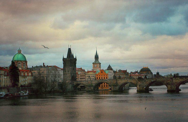 карлов мост, прага, чехия Карлов мостphoto preview