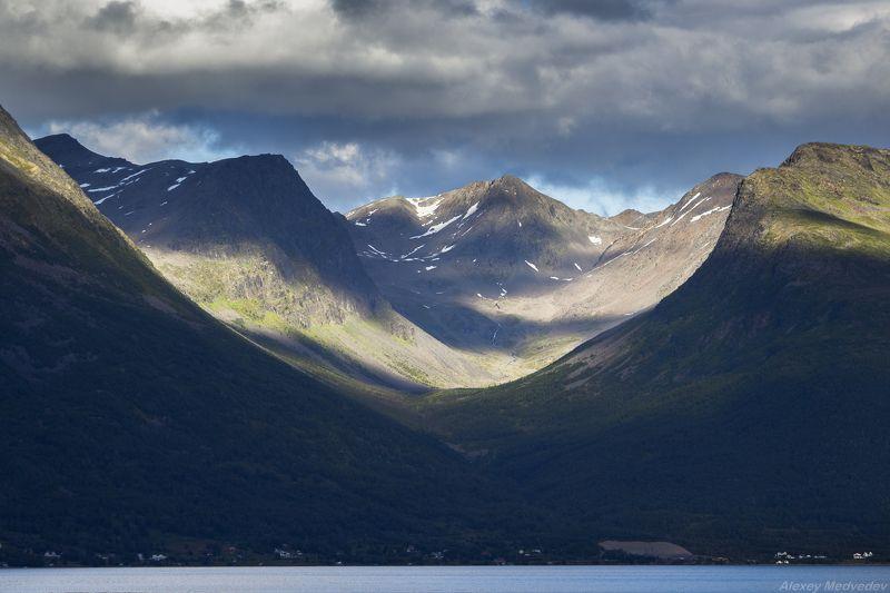 Норвегия, фьорд photo preview