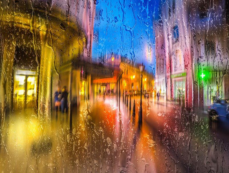 Дождь в чужом городе 2photo preview
