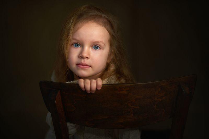 детский портрет студийный Софиphoto preview