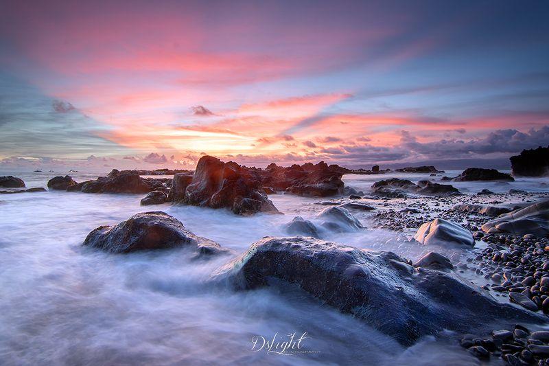 landscape,beach,waterscape,sunset,rock Nature colourphoto preview