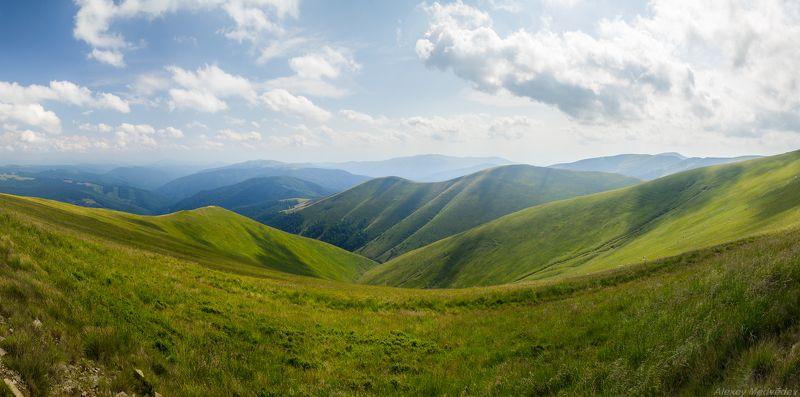 Карпаты, Украина Свидовецкий хребетphoto preview
