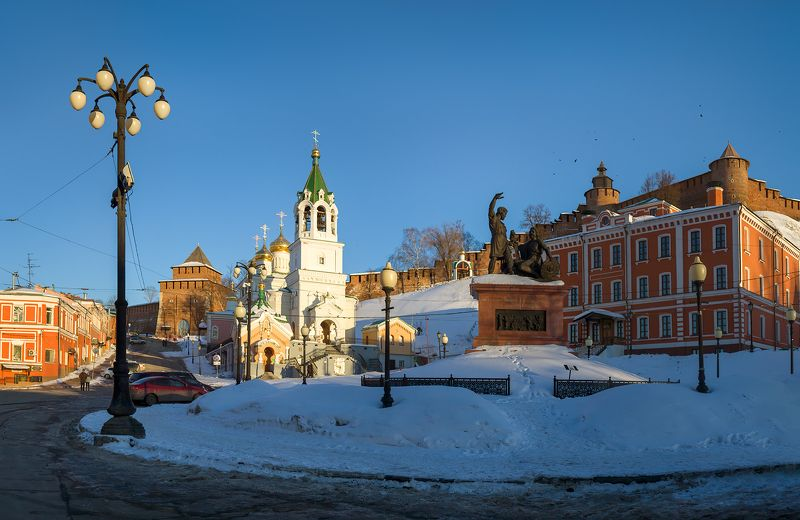 Нижегородские закатыphoto preview