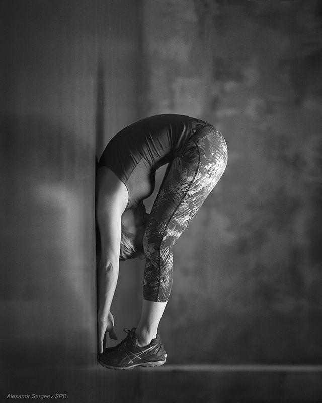девушка,спорт,пилатес,дзен Сontrology - координация между телом, умом и духом.photo preview