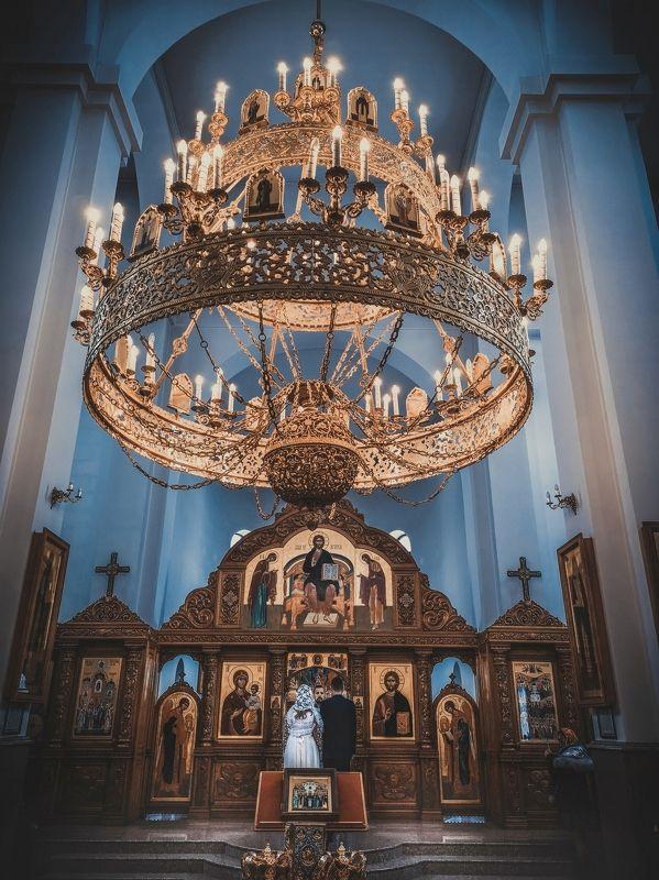 венчание, храм, церковь, таинство, помолейко, свадебный фотограф помолейко павел, гродно, молодожены, pomoleyko, wedding, wed, newlywed Венчаниеphoto preview