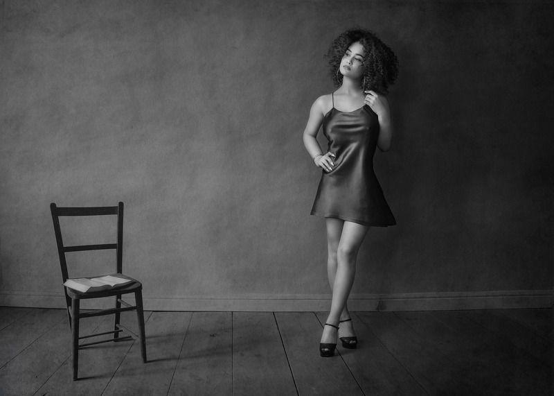 девушка, портрет Доноphoto preview