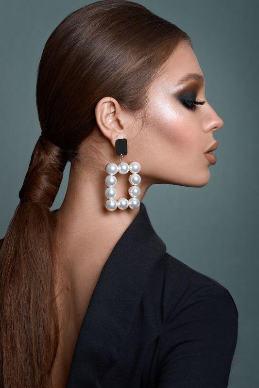 portrait, girl, model, eyes, hair, lips, face, beauty, facial, make-up, photographer, russia, nikon Dashaphoto preview