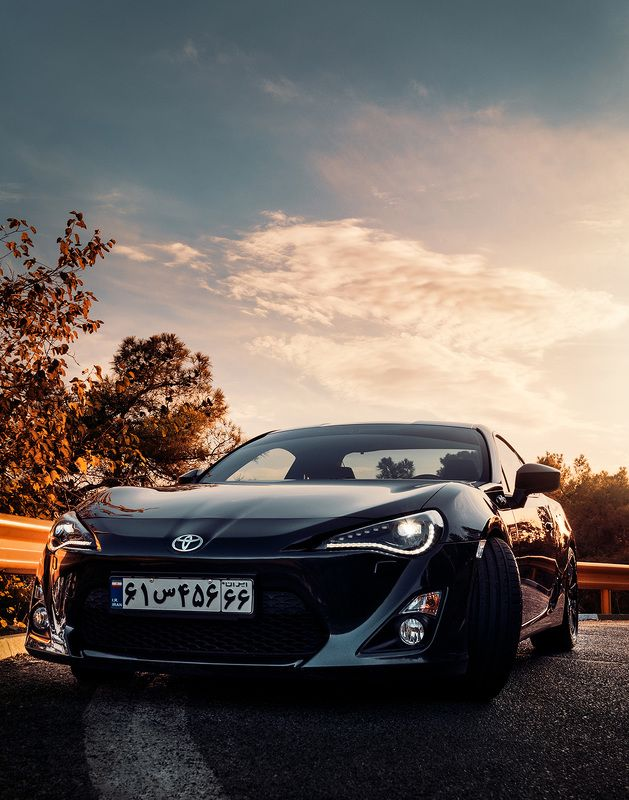 Toyota GT86photo preview
