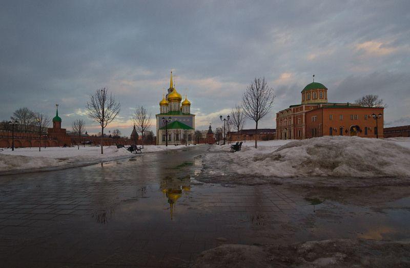 город, тула, кремль, весна Тульский кремль. Ранняя веснаphoto preview