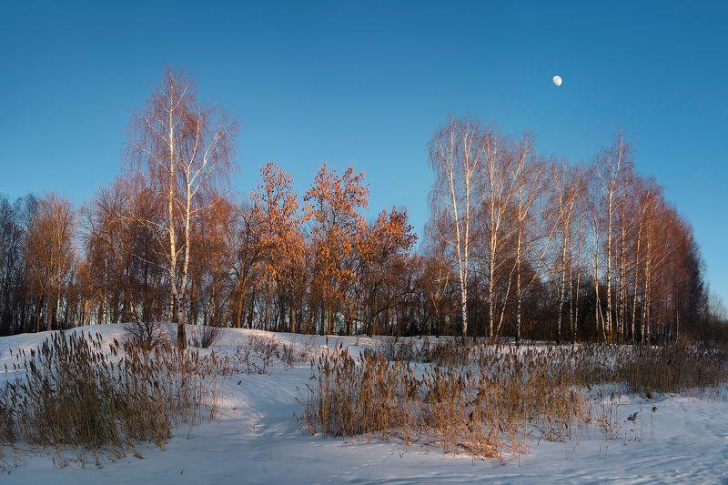 последний снег в лучах последних...photo preview