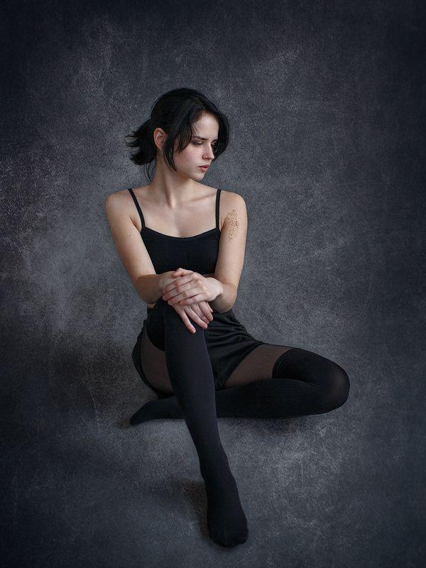 портрет девушка ***photo preview