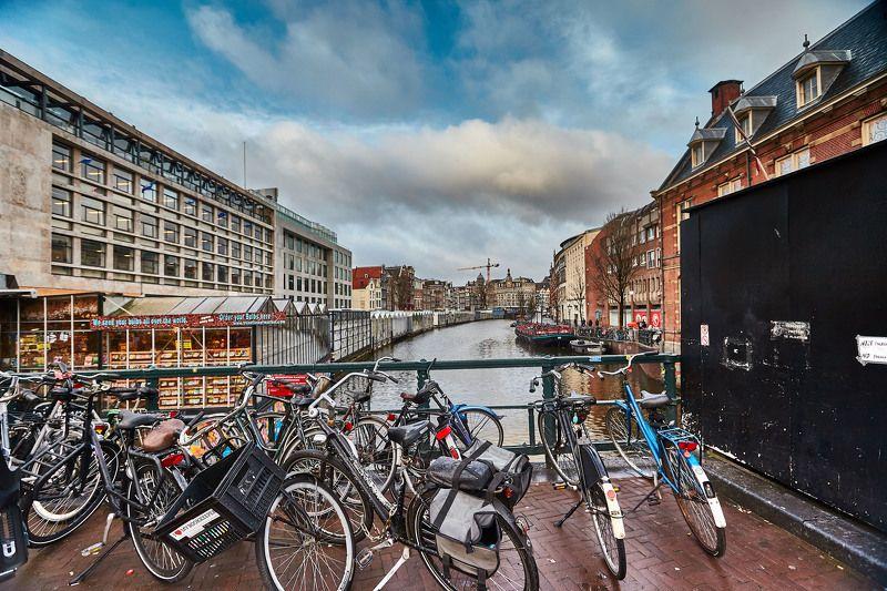 Страна Велосипедия…. Нидерланды. Амстердамphoto preview
