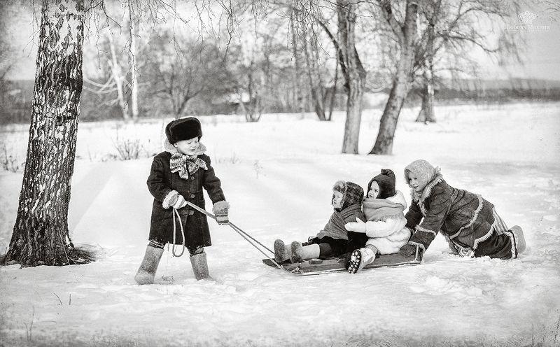 Детство советского периодаphoto preview
