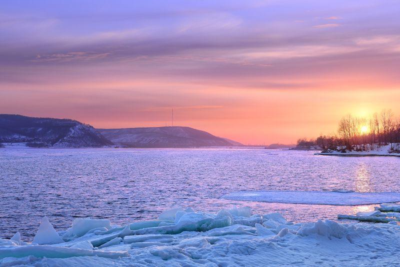 Весенние берега.photo preview