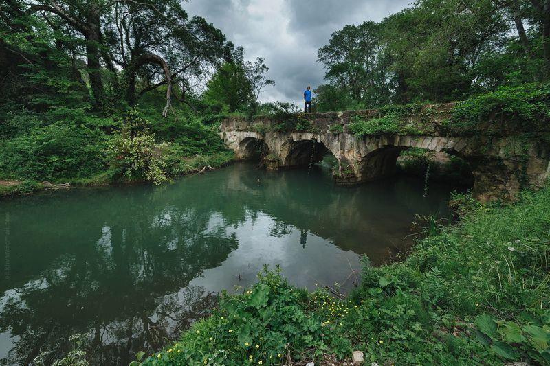 Старый мостphoto preview