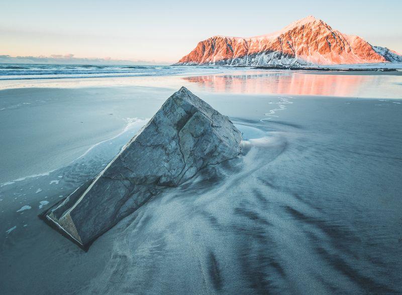 winter,beach,lofoten,norway,norwegian,scandinavia The Rockphoto preview
