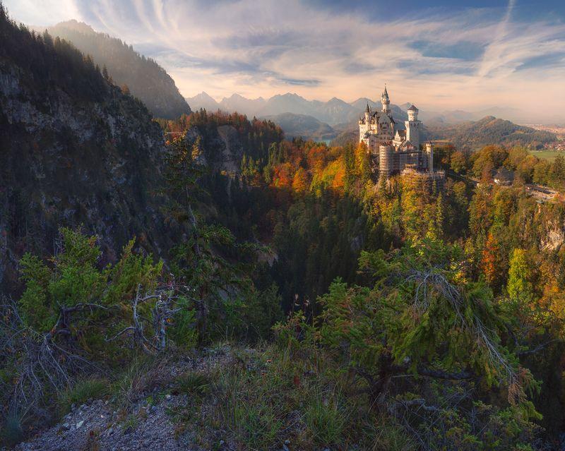 sv-phototravel.com Сказочный замок Нойшванштайнphoto preview