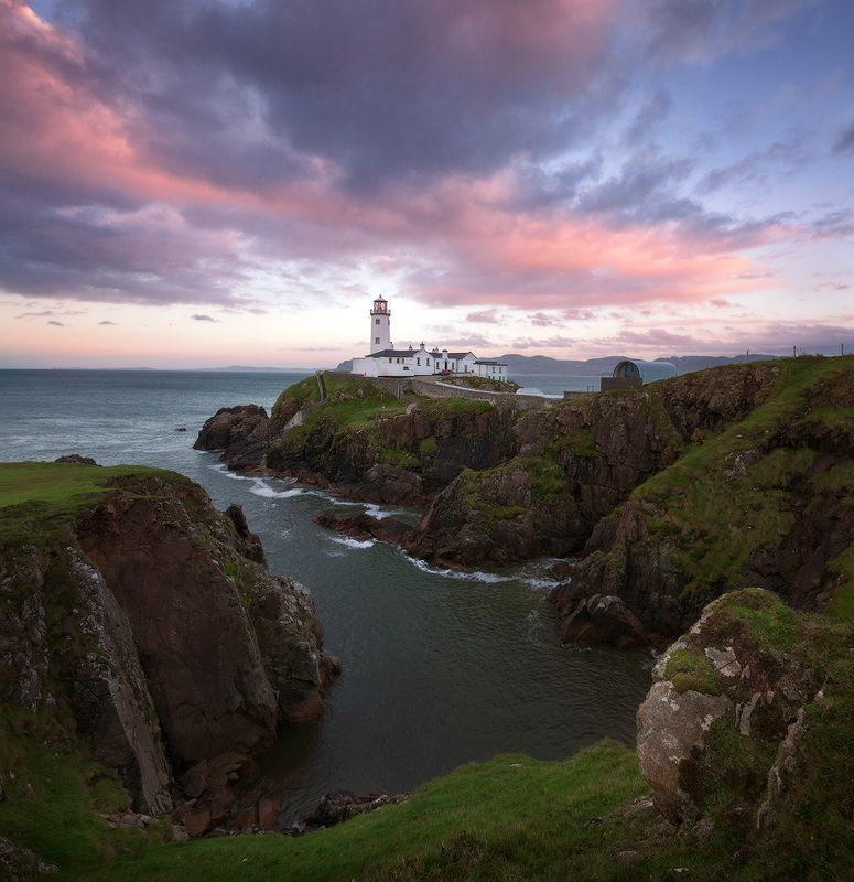 ireland, lighthouse, donegal ***photo preview