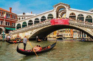 в Венеции!