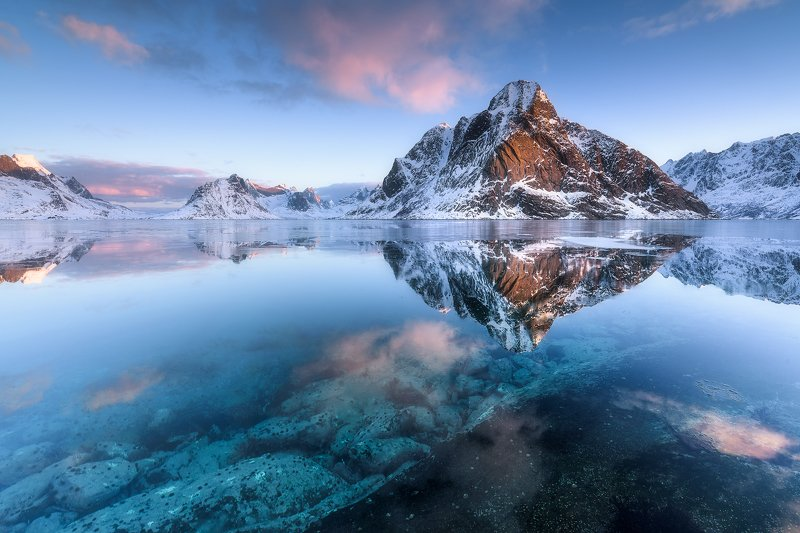 The Lofoten Islandsphoto preview