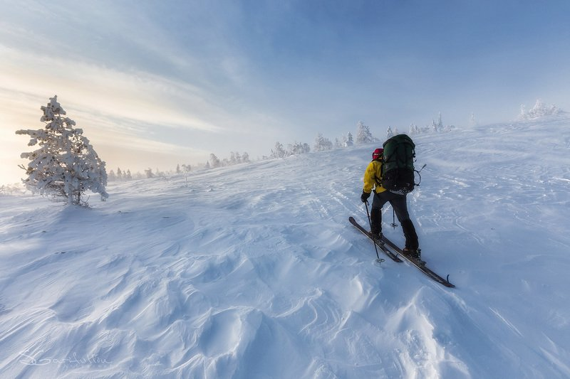 урал, северный урал, гух, главный уральский хребет, лыжи, скитур Зимняя вылазкаphoto preview