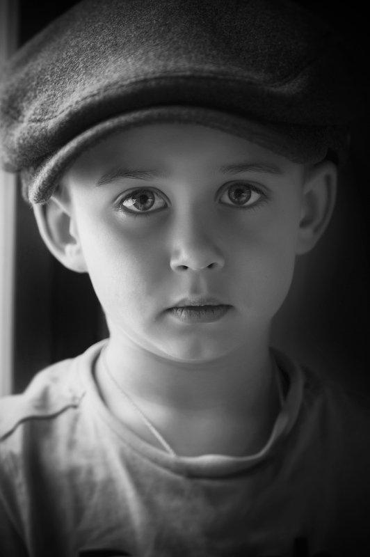 мальчик, ребенок, портрет Максphoto preview