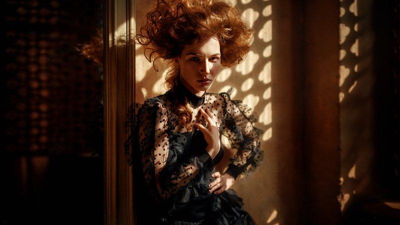 гламур, портрет, модель, арт, art, model, imwarrior, popular Вераphoto preview
