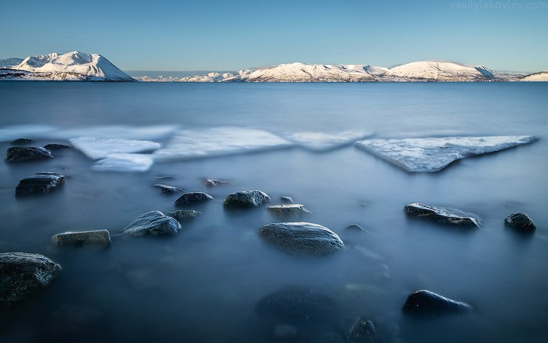 норвегия Туманная геометрияphoto preview